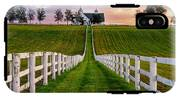 Bluegrass Farm IPhone X Tough Case