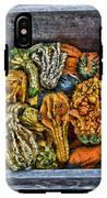 Box Of Gourds IPhone X Tough Case