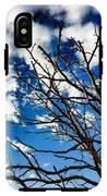 Branching Light  IPhone X Tough Case
