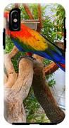 Brazilian Parrot IPhone X Tough Case