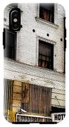 Brickwork  IPhone X Tough Case