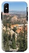 Bryce Canyon Overlook IPhone X Tough Case