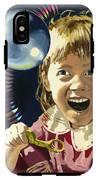 Bubbles IPhone X Tough Case