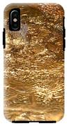 Bubbling Cavern Spring IPhone X Tough Case