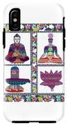 Buddha Yoga Chakra Lotus Shivalinga Meditation Navin Joshi Rights Managed Images Graphic Design Is A IPhone X Tough Case