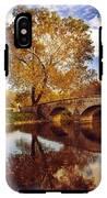 Burnside Bridge At Autumn Sunset IPhone X Tough Case