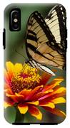 Butterfly Delight IPhone X Tough Case