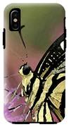 Butterfly Kisses IPhone X Tough Case