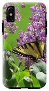 Butterfly On Lilac IPhone X Tough Case