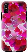 Capixart Abstract 99 IPhone X Tough Case