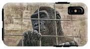 Captivity IPhone X Tough Case
