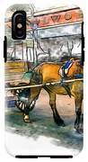 Carriage Ride IPhone X Tough Case