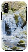 Cascade And Ice IPhone X Tough Case