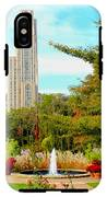 Cathedral Of Learning IPhone X Tough Case