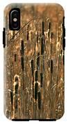 Cattail Marsh IPhone X Tough Case