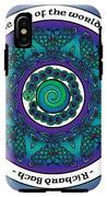 Celtic Butterfly Mandala IPhone X Tough Case