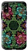 Celtic Fairy Mandala IPhone X Tough Case