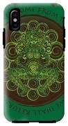 Celtic Pagan Fertility Goddess IPhone X Tough Case