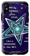 Celtic Twinkle Twinkle IPhone X Tough Case