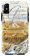 Champagne Punch And The Wedding March IPhone X Tough Case