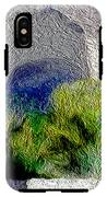 Chapel At Santorini IPhone X Tough Case