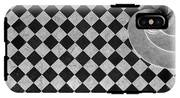 Chessboard Staircase IPhone X Tough Case