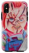 Child's Play 2 IPhone X Tough Case