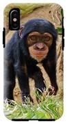 Chimpanzee IPhone X Tough Case