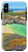 China Cove Paradise IPhone X Tough Case