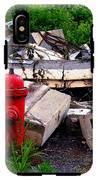 Chippewa Park IPhone X Tough Case