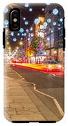 Christmas In London IPhone X Tough Case