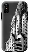 Chrysler Building Nyc 1 IPhone X Tough Case