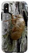 Cicada Bug Shell Nc Usa 2013 IPhone X Tough Case