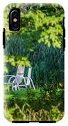 Clandestine Chair IPhone X Tough Case