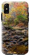 Clifty Creek In Hdr IPhone X Tough Case