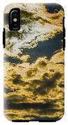 Cloudy Sky Over Calvary Cemetery IPhone X Tough Case