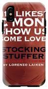 Cmon Show Us Some Love IPhone X Tough Case