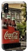 Coca-cola IPhone X Tough Case