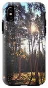 Colorado Pines IPhone X Tough Case