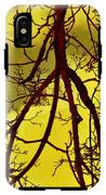 Colorful Branches IPhone X Tough Case