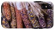 Colorful Indian Corn IPhone X Tough Case