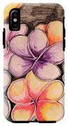 Colors Bloom IPhone X Tough Case