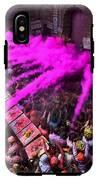 Colour Blast IPhone X Tough Case