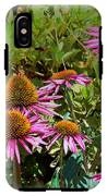 Coneflowers IPhone X Tough Case