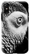 Congo African Grey 8 IPhone X Tough Case