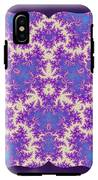 Cosmic Dragonfly IPhone X Tough Case