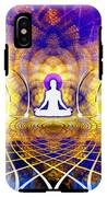 Cosmic Spiral Ascension 18 IPhone X Tough Case