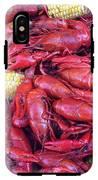 Crawfish Time In Louisiana IPhone X Tough Case