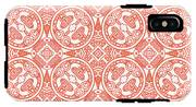 Creative Design Of A Retro Background IPhone X Tough Case