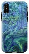 Cyanobacteria Bloom IPhone X Tough Case